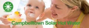 cheapa campbelltown solar hot water