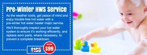 campbelltown hot water service repairs