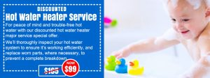 hot water system service campbelltown