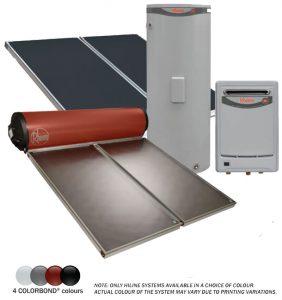 rheem solar hot water agents campbelltown