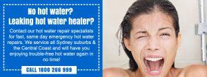 emergency hot water heater repairs campbelltown